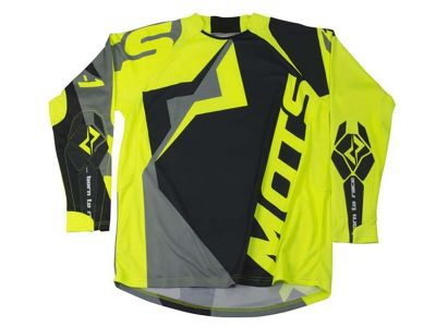 CAMISA ENDURO MOTS END/MX X1 FLUO