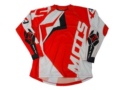 CAMISA ENDURO MOTS END/MX X1 ROJO