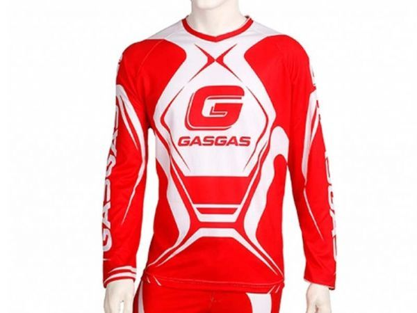 CAMISA TRIAL GAS GAS TEAM 2017