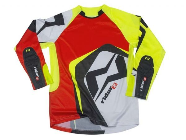 CAMISA TRIAL JUNIOR MOTS RIDER2