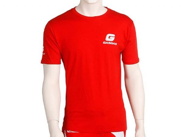 CAMISETA GAS GAS TRIAL TEAM 2017