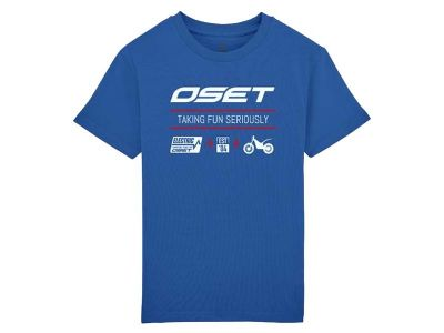 CAMISETA JITSIE ELECTRIC OSET JUNIOR