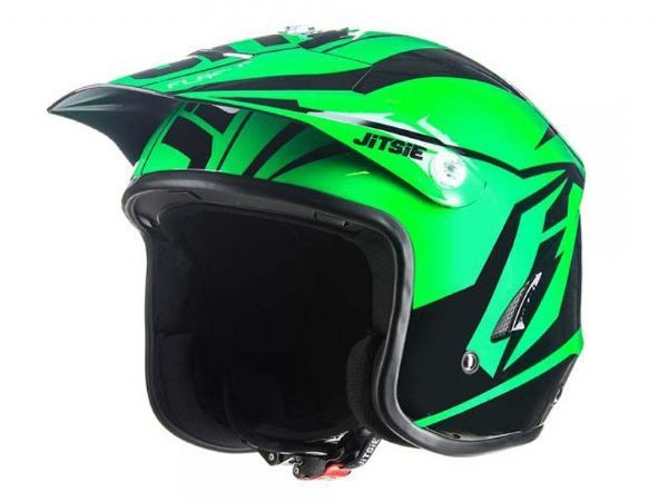 CASCO TRIAL JITSIE HT1 FLASH V/N