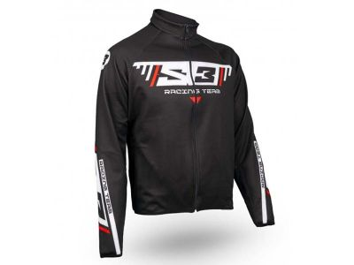 CHAQUETA S3 RACING TEAM NEGRO