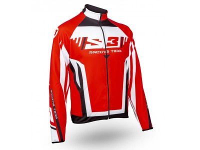 CHAQUETA S3 RACING TEAM ROJO