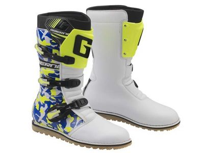 GAERNE BALANCE CLASSIC WHITE FLUO