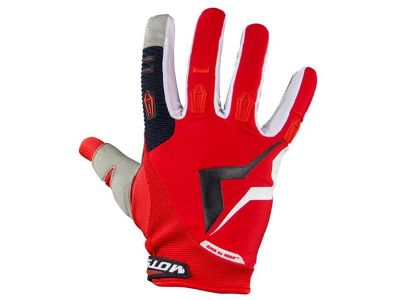 GUANTES MOTS END/MX X1 ROJO