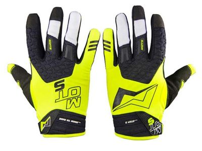 GUANTES TRIAL MOTS STEP5 FLUO