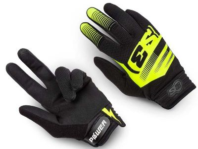 GUANTES TRIAL S3 POWER FLUO