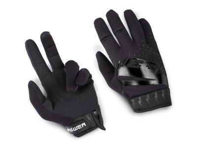 GUANTES TRIAL S3 POWER NEGRO
