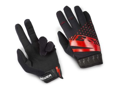 GUANTES TRIAL S3 POWER ROJO
