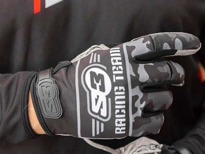 GUANTES TRIAL S3 SPIDER BLACKJACK