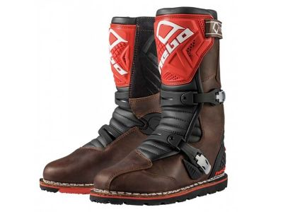 HEBO TRIAL TECHNICAL 2.0 LEATHER MARRON