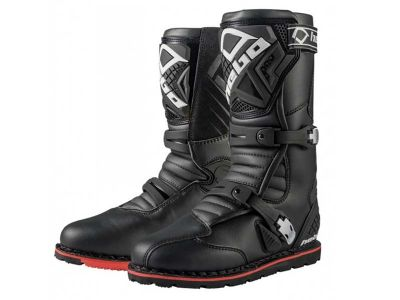 HEBO TRIAL TECHNICAL 2.0 LEATHER NEGRO