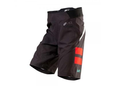 PANTALON BIKE JITSIE B3 WAVE NEGRO