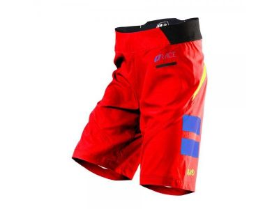 PANTALON BIKE JITSIE B3 WAVE ROJO
