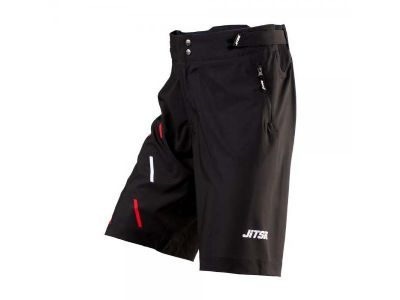 PANTALON BIKE JITSIE C3 DOMINO KID NEGRO