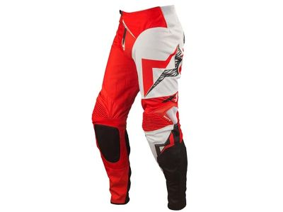 PANTALON ENDURO MOTS END/MX X1 ROJO
