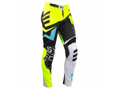 PANTALON TRIAL MOTS STEP5 FLUO