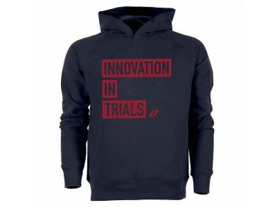 SUDADERA JITSIE INNOVATION IN TRIALS CON CAPUCHA