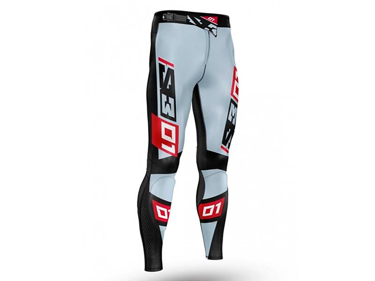 PANTALON TRIAL S3 COLECCION 01 GRIS