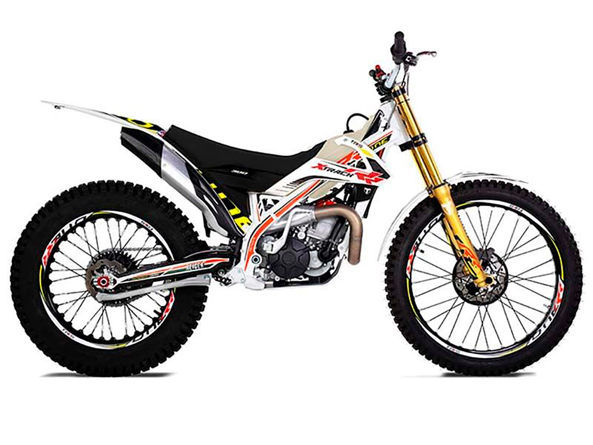 TRS XTRACK RR 125